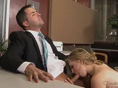 Hot Porn Sex In Office