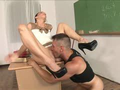 Lehrer porno deutsch Lehrer