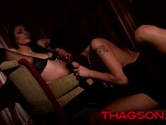 Hardcorelesbensex mit Simony Diamond