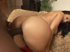 Sheila Marie has enough of small dicks