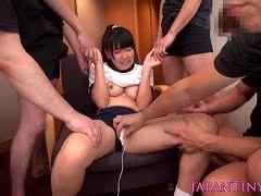 Asiatische Mädchen in Pornos
