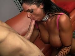 Chris Strokes fickt Angela Aspen