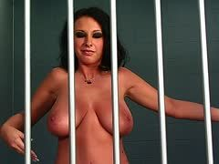 Hardcore sex in the women's jail