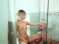 in der dusche ficken